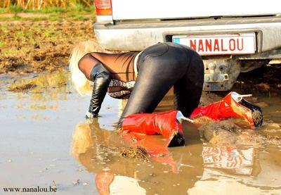 17700 - Nanalou mud puddle castle road