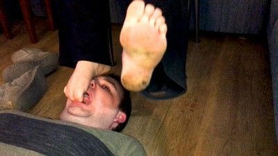 92882 - Nasty Uggs Worship - Bonus Dirty Feet