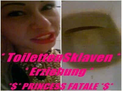 35828 - * Toilet Slave Schooling! *