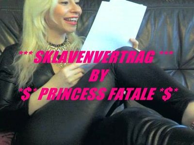 36145 - * Slave-CONTRACT!!! *