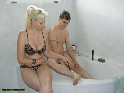 8365 - Bathroom Humiliation 65