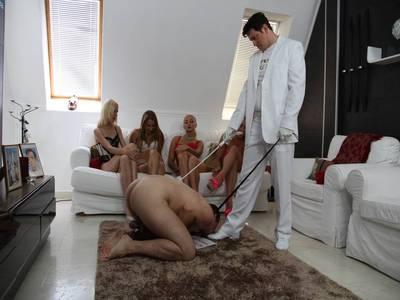 35007 - CUCKOLD ? PARTY 1: HUMILIATED IN FRONT OF ALL GIRLS