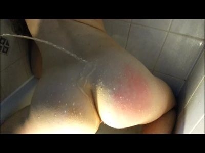 27647 - Covered in His piss & Cum