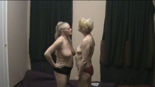 9049 - Whip Fight Jessica St. Claire VS. Lauri Adverb