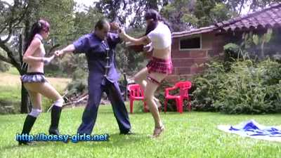 15278 - At their Service - 01- Martial Art Lesson Gone Wrong