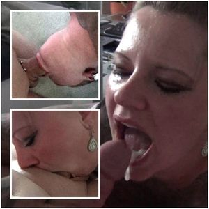 21704 - Deep Throat Action - Extremely fucked up in the neck