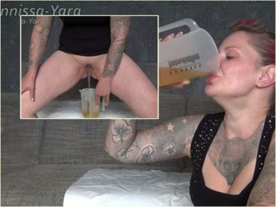 92226 - 400 ml fresh piss only for me because you were not punctual