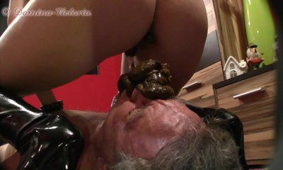 40861 - Slave Dirty-Games Shit on