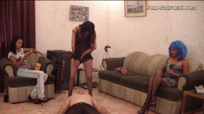 14418 - Using Toilet Slave is good, brutal Consumption is better