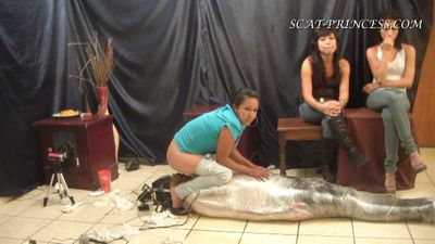 17364 - The Feeding and Filling of a Toilet Slave Part 8 Sofia