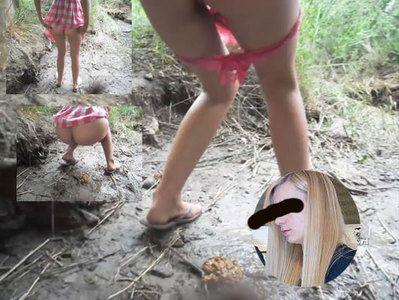 32915 - Shitting austrian Girl