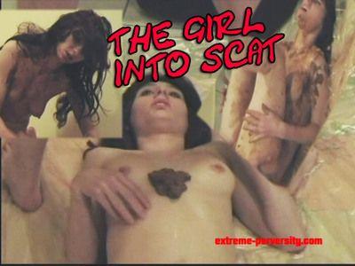 34454 - The scat loving girl
