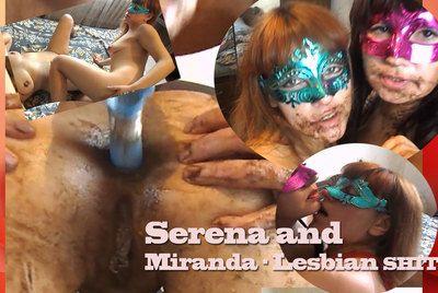 72869 - Serena and Miranda - Lesbian Shit