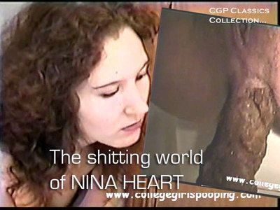 40520 - The shitting world of NINA Heart..