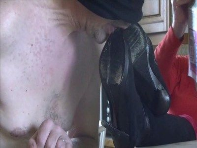 18566 - My boots are really dirty ! Clip 134.