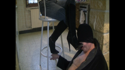 33858 - Thank you for your boots Graziella ! Clip 262.