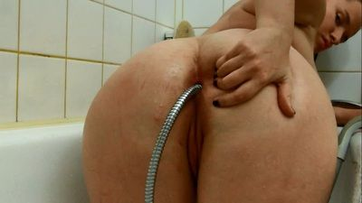 24971 - Enema clip part 1- with a little surprise