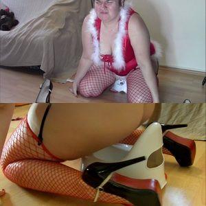 54403 - Santa babe on potty