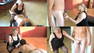 18149 - The shameless wank-slave
