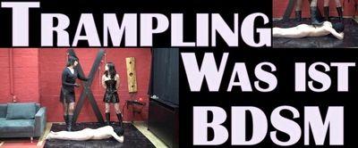 19315 - BDSM-guidebook: trampling