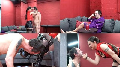 42117 - Domina instead of a callgirl