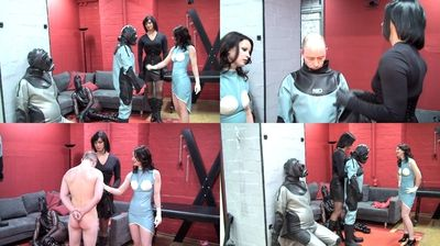 42433 - Packed up air tight in latex