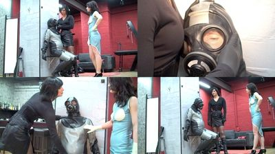 42434 - Breath control for the silly rubber slave
