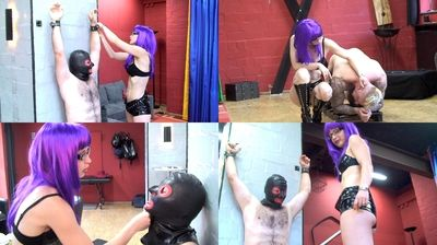 42691 - The masked slave on the ground