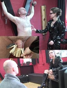 43191 - CBT: Clamps for the slave