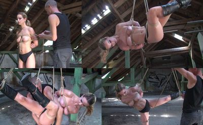 43744 - Body suspencion in the loft
