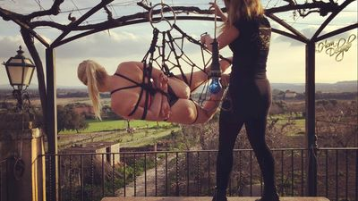80730 - Panorama shibari at Mallorca