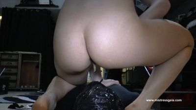 29089 - MISTRESS GAIA - A BIT OF SHIT, BUT A LOT OF PISS