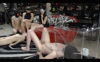 44501 - MISTRESS GAIA - SHIT HUMILIATION