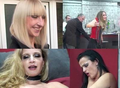 20292 - Behind the Scenes ? Lesbian Casting ? Interim Result