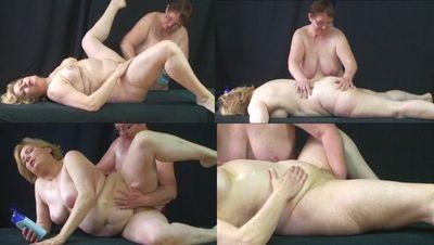 43298 - Horny ladies' choice - MILF Linda and granny Brunhilde