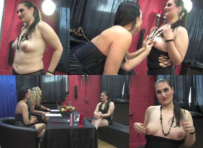 44370 - Second Lesbian Casting - now its really heating up