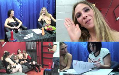 44706 - Behind the Scenes - End of a Lesbian Shooting
