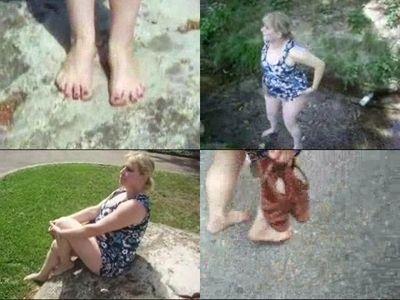 17760 - Barefoot in the sun dress