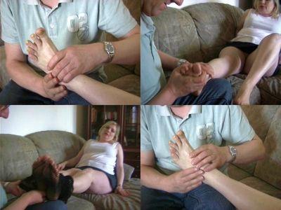 21152 - The foot massage