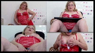 41162 - My horny webcam show
