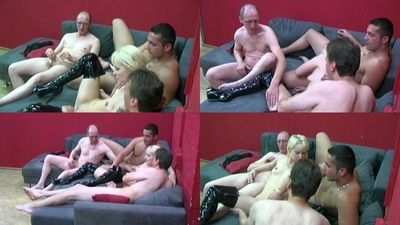 42754 - Gangbang with rotters
