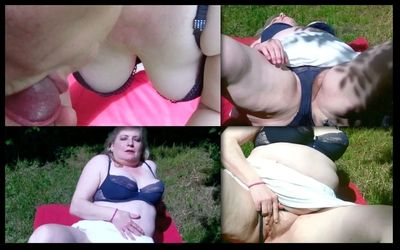 57776 - In the middle of the woods - Blowjob