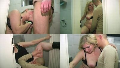 57784 - Mommy's oral sex adventures on the disco can