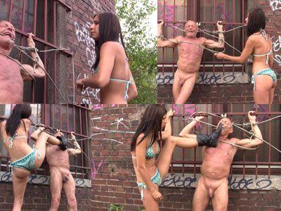 17722 - Princess Rachel tortures a slave