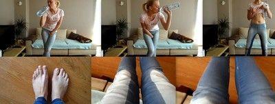 23272 - desperation video. Pissing my jeans