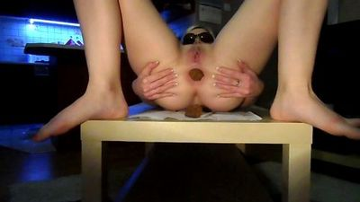 31360 - Extremally hot view. Great shitting POV