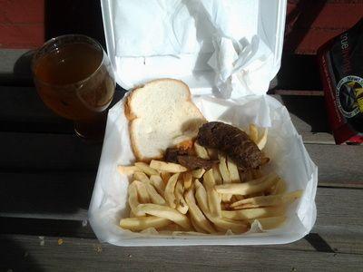 25530 - Shitty Lunch