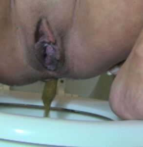 26687 - Poop and cum part 1