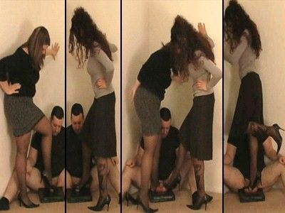 11153 - Pointy Toed Cum Stompers - Part 1