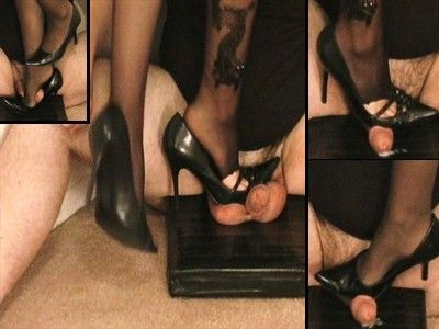 11154 - Pointy Toed Cum Stompers - Part 2